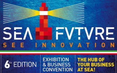 In May 2018, Eurocontrol spa will be exhibiting at SEAFUTURE 2018 in La Spezia, Italy. Come and see us!