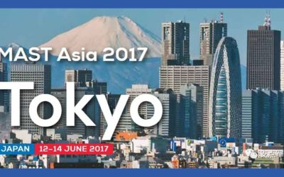 In June 2017, Eurocontrol SpA will exhibit at MAST Asia 2017,at the Makuhari Messe – Tokyo