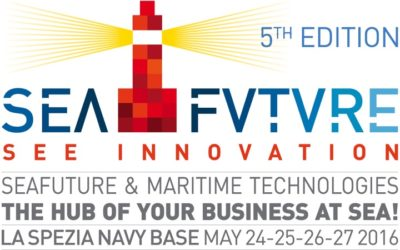 May 2016 Eurocontrol exhibits at the 5th edition of Sea future & Maritime Technologies