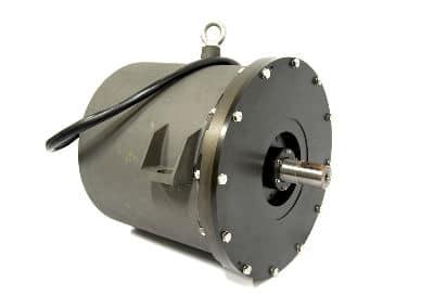 Underwater propulsion system: DC propulsion motor 12 kW