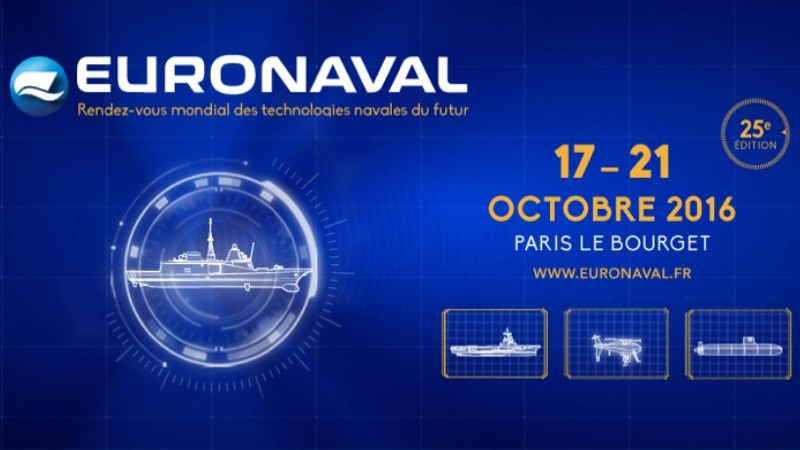 Eurocontrol at Euronaval 2016