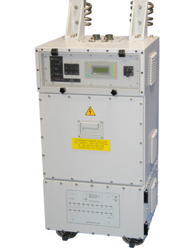 Emergency Power Supply 17 kW (peak) Q654-1