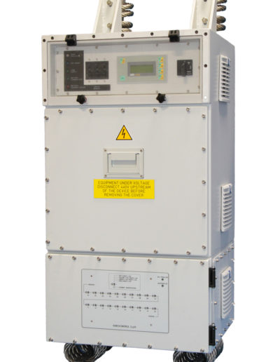 Emergency Power Supply 17 kW (peak) Q654-2