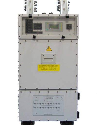 Emergency Power Supply 17 kW (peak) Q654-3