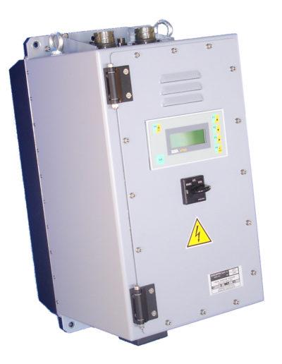 AC motor starter, 10 kVA, Vin 180-240 Vdc Q677-3