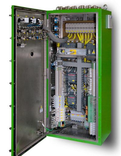 DC motor starter 1-15 kW Q722-1