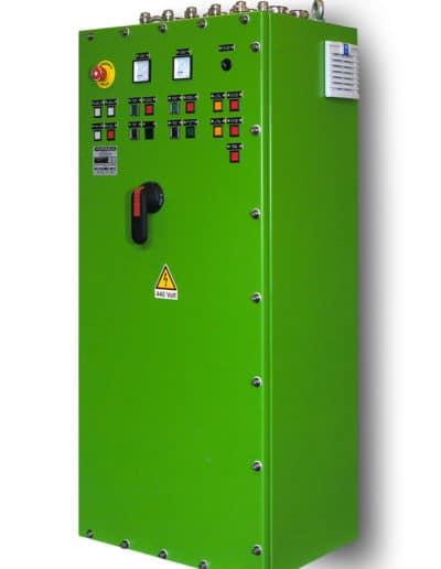 DC motor starter 1-15 kW Q722-2
