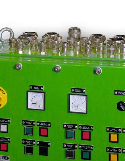 DC motor starter 1-15 kW Q722-3