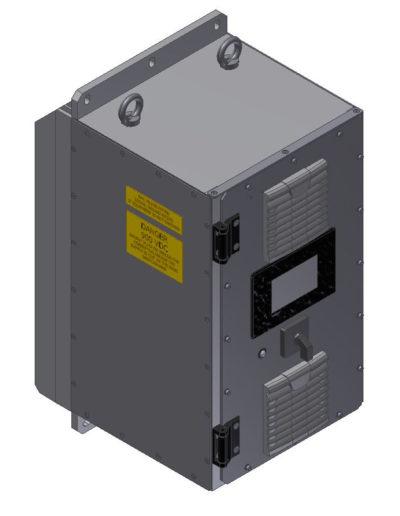 AC motor starter, 10 kVA, Vin 450-900 VdcQ726-1