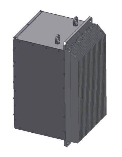 AC motor starter, 10 kVA, Vin 450-900 Vdc Q726-2
