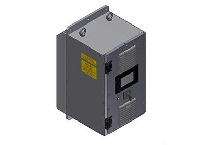 AC motor starter, 10 kVA, Vin 450-900 Vdc