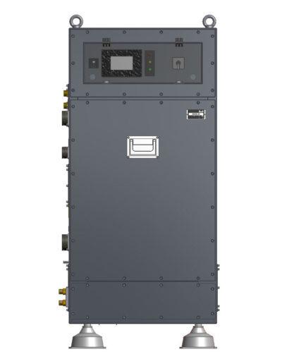 AC motor starter, 100 kVA, Vin 450-900 Vdc Q729-1