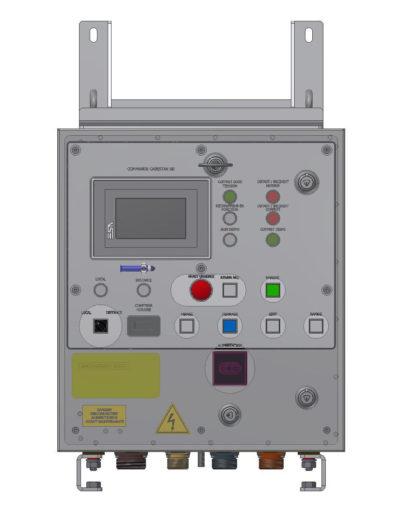 Eurocontrol - Capstan drive / Control system  Q765-1