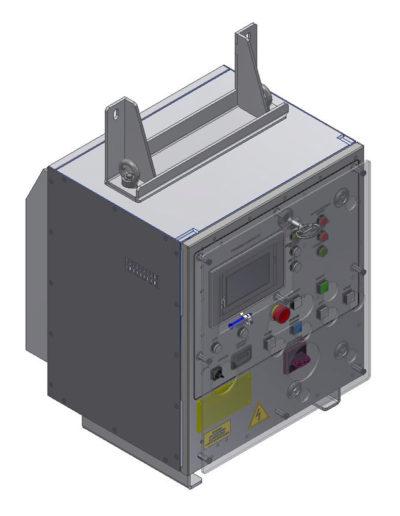Eurocontrol - Capstan drive / Control system Q765-2
