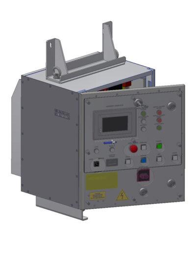 Eurocontrol - Capstan drive / Control systemQ765-3