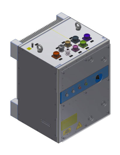 Capstan & windlass drive / Control system Q767-1