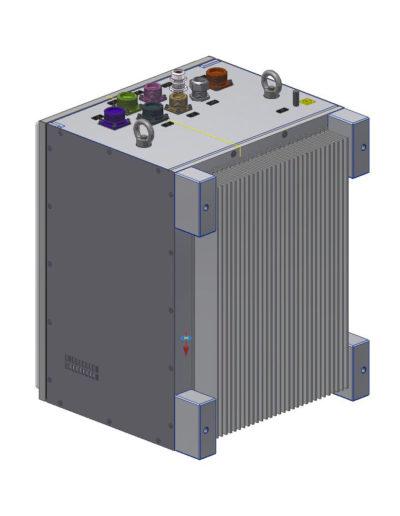 Capstan & windlass drive / Control system Q767-2