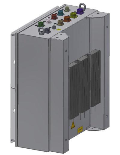 Capstan & windlass drive / Control system Q768-3