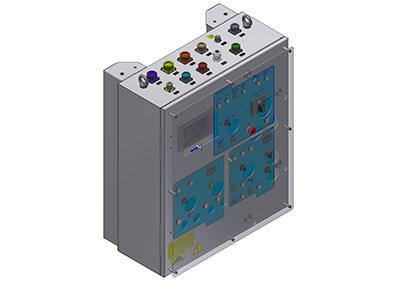 Capstan & windlass drive | Control system