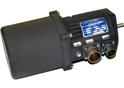 DC brushed motor MC259-1