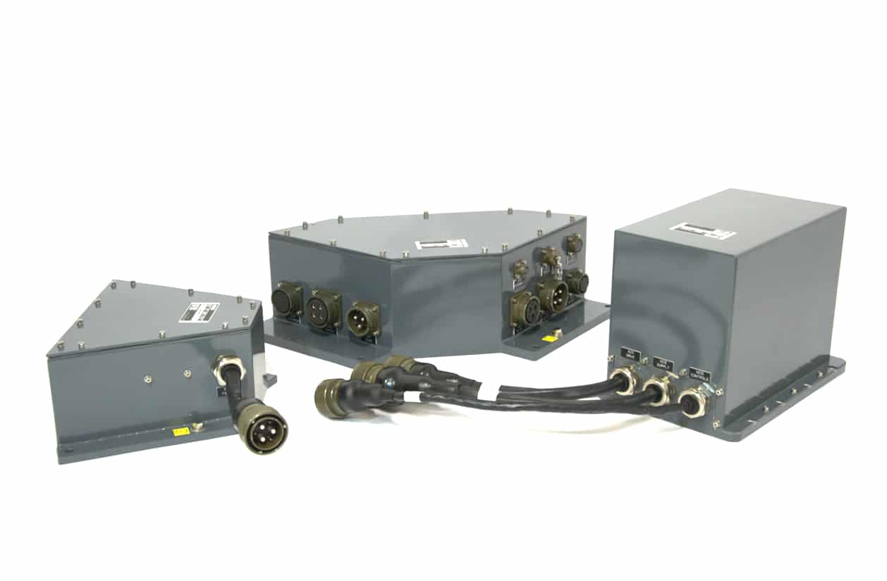 Underwater Propulsion System Dc Motor Control System