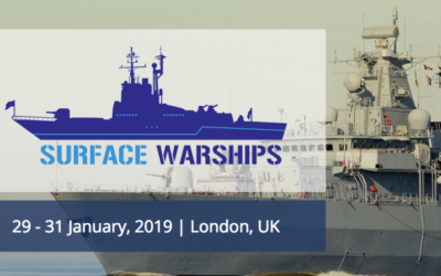 From 29 to 31 January 2019 we will attend at Surface Warship for the first time