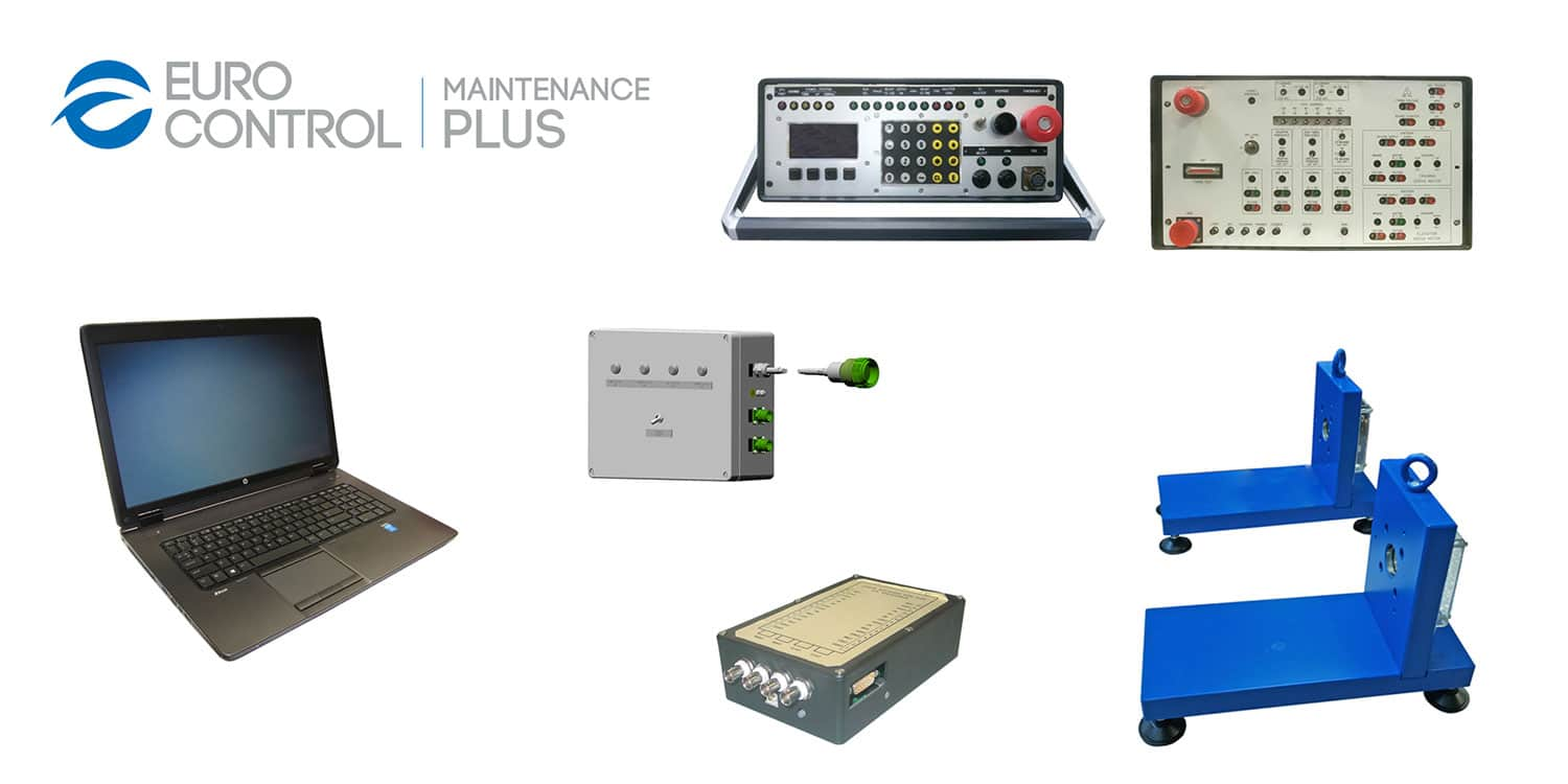 Maintenance Plus: Training course Special Tools and Test Equipment (STTE) Technical manuals Optimized spare parts inventory Configuration Management (CM)