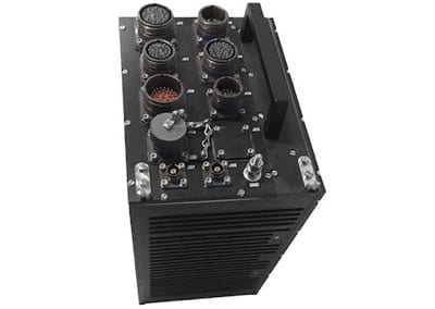 Turret Control Electronic Unit