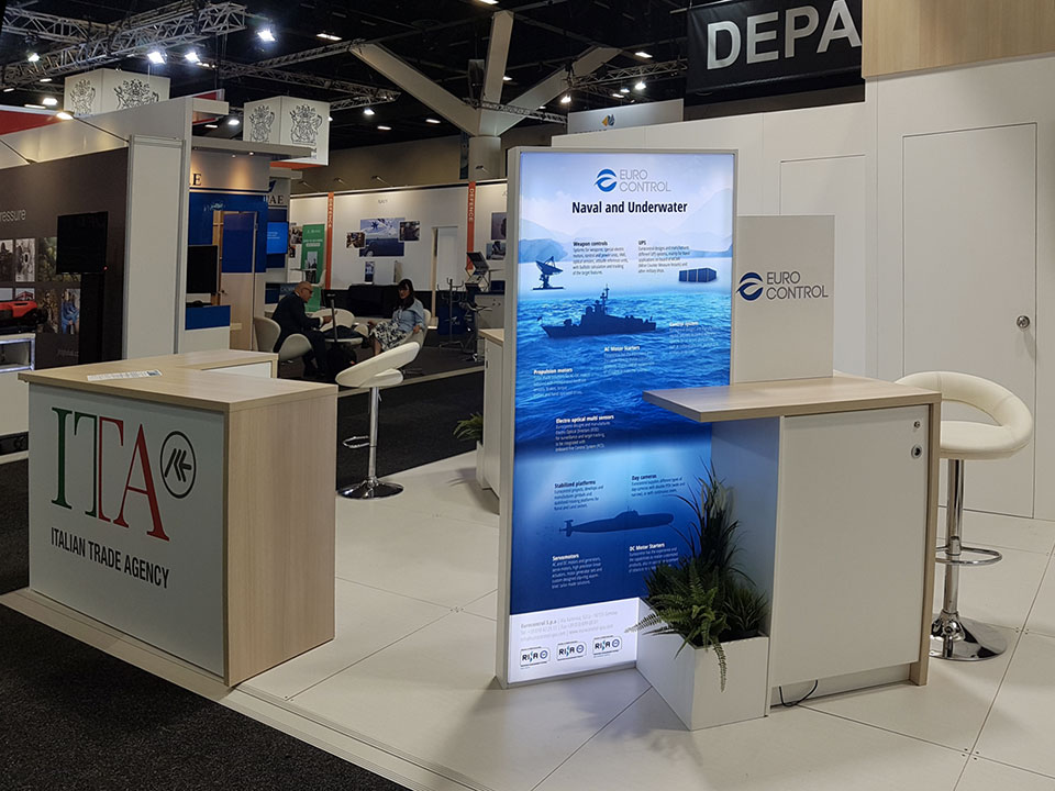 Eurocontrol at Pacific 2019
