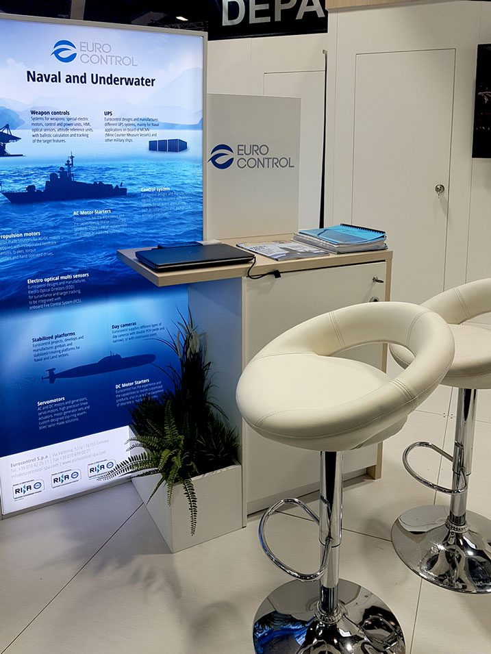 Eutocontrol at the 11th International Maritime Exposition - Sidney