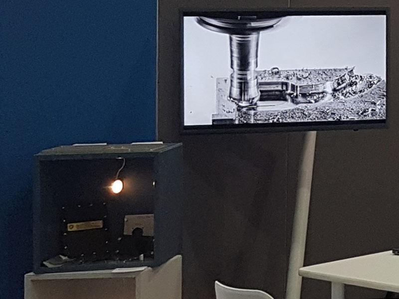 Aerospace and Defence Erocontrol Bertolotti monitor