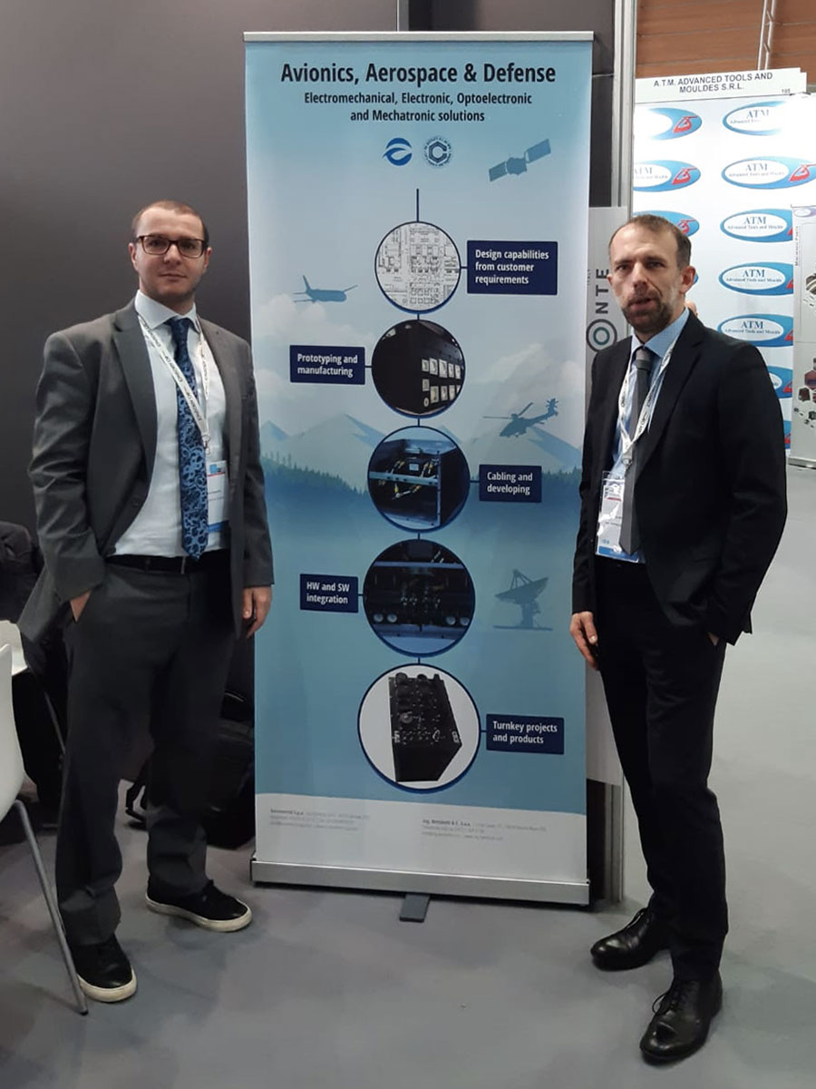 Aerospace and Defence - Torino - Erocontrol Spa and Ingegneria Bertolotti &C