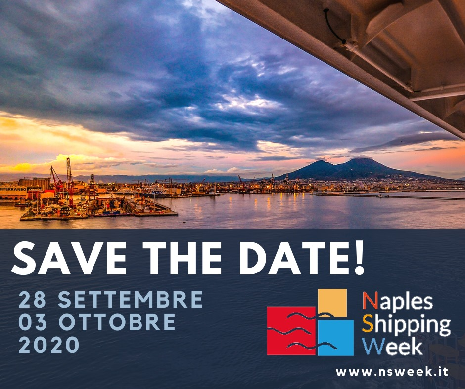 Eurocontrol at Naples Shipping Week 2020