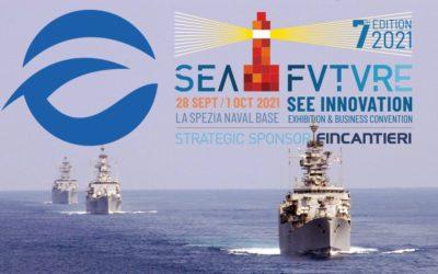 Eurocontrol exhibiting at Seafuture 2021